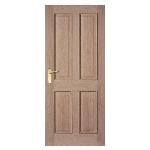 Rockingham Oak 4 Panel Door DIE40/DIE44, Prices from