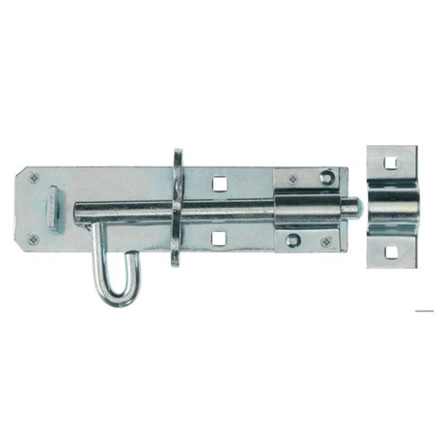 """Galvanised Padbolt 6"""" or 8"""", Prices from"""