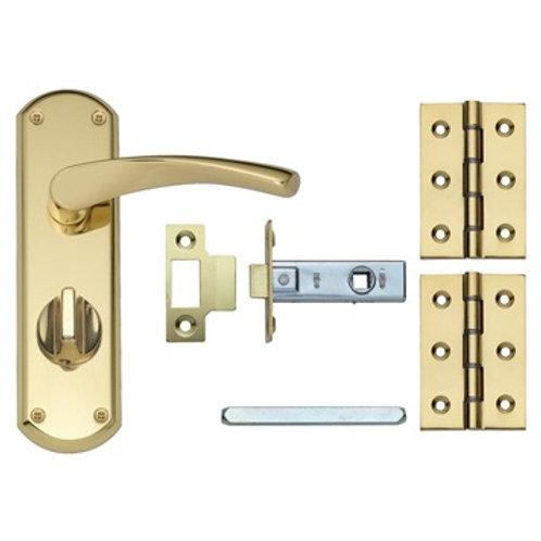 Garda Backplate Privacy Handle Pack