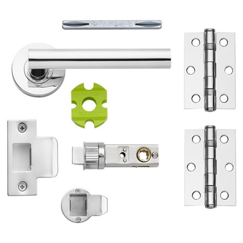 Cesano Jigtech Rose Handle Latch Pack LAL1213