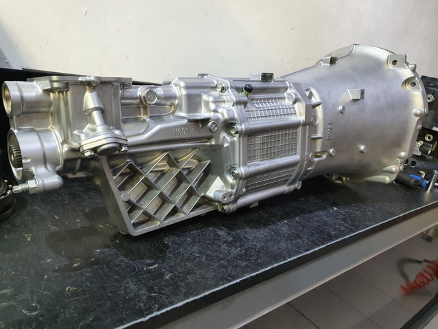 Original MX5 Gearbox