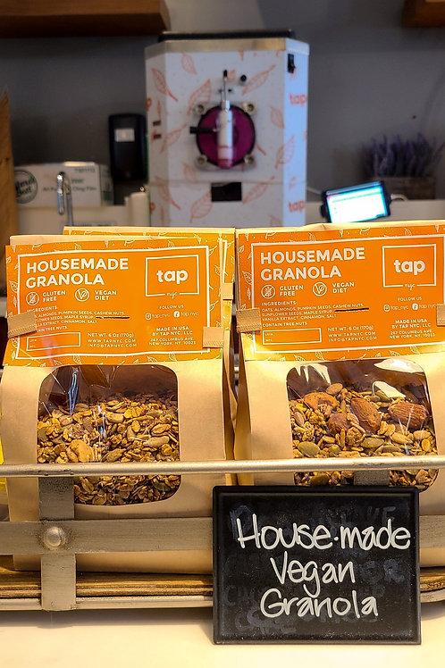 TAP's Homemade Granola (Vegan & Gluten-Free) 2 Bags Promo