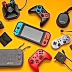 Phụ kiện Nintendo Switch