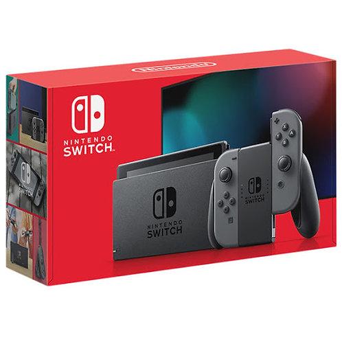 Máy Nintendo Switch Gray Joy-Con