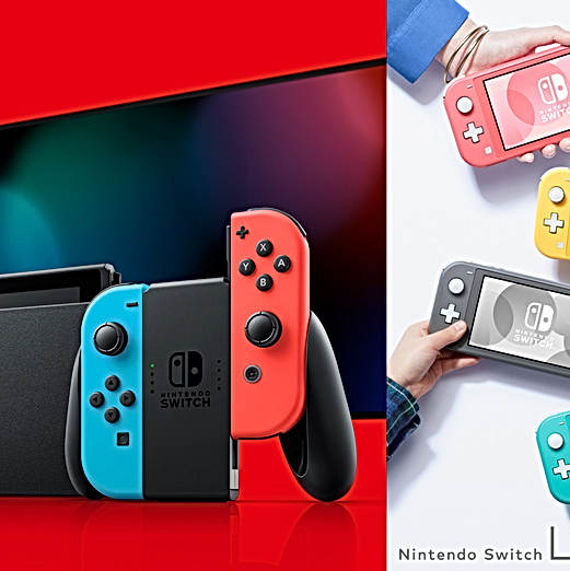 Máy Nintendo Switch