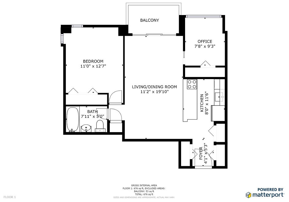 Junior 2 Bedroom Floor Plan.JPG