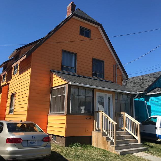 Orange Duffus House