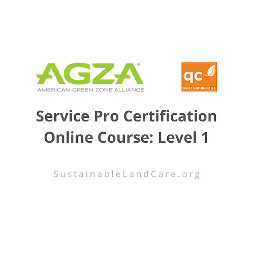 Service Pro Certification Course (Level 1) - 7 User Licenses