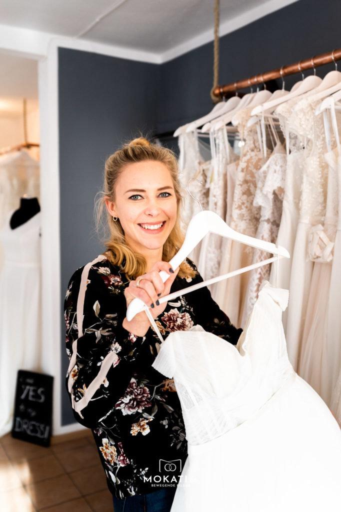 Brautkleidberatung buchen