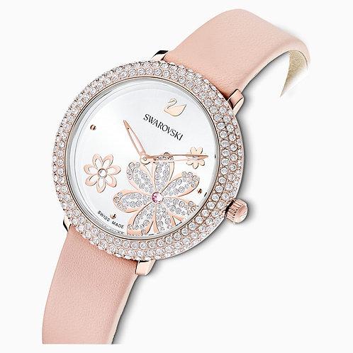 Ladies Swarovski Crystal Frost Watch