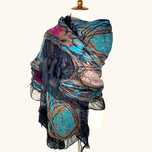 Gypsy Wrap - Black