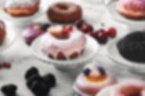Doughnuts, Donuts, Artisanal donuts, Dough Girls Doughnuts