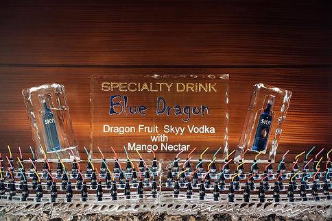 Specialty Drink Display