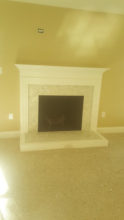 Fire Place Renovations