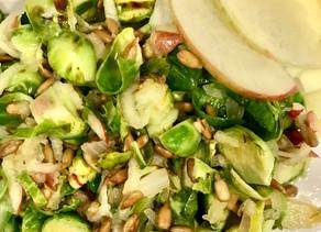 A Quick Bright Fall Salad