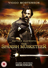 The Spanish Musketeer