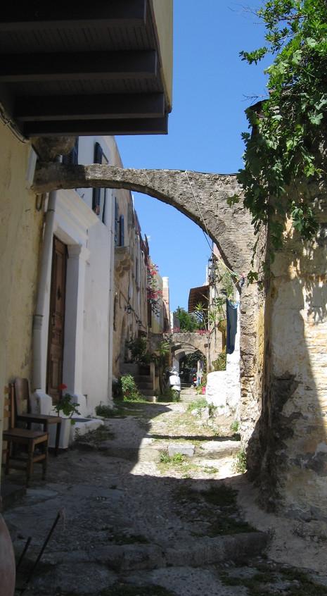 Alleyway, Rhodes Old Town