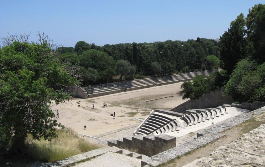 Acropolis, Rhodes