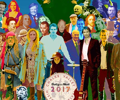 Chalke Valley History Festival 2017...a date for the diary.
