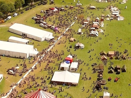 Chalke Valley History Festival 2018