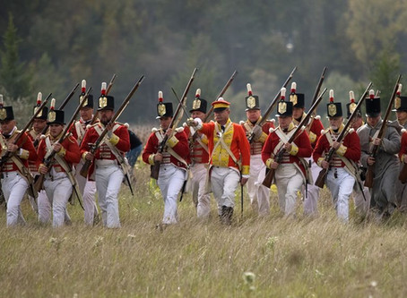 War of 1812 brought to life...
