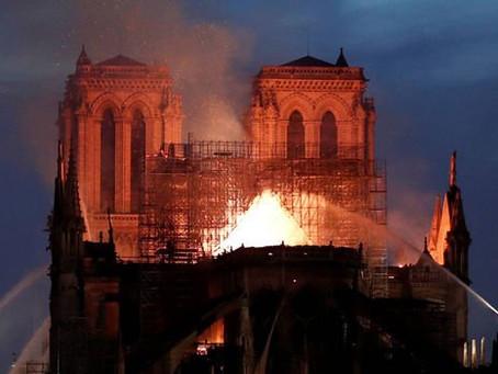 Paris mourns...