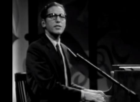 So long, Mom! Tom Lehrer...poet or prophet?