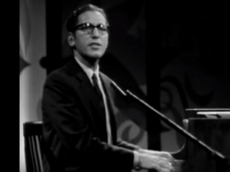So long, Mom! Tom Lehrer...poet or prophet?