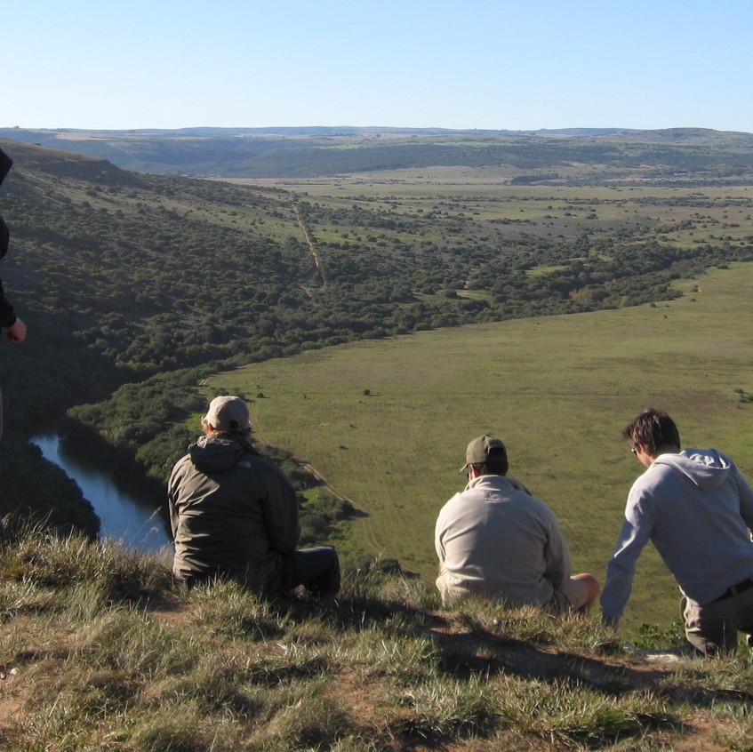 View over Amakhala