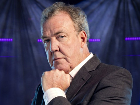 I'm a Jeremy Clarkson fan. There, I've said it....