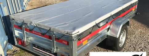 TEMARED PRO 2615 SOUTH WEST TRAILERS COV
