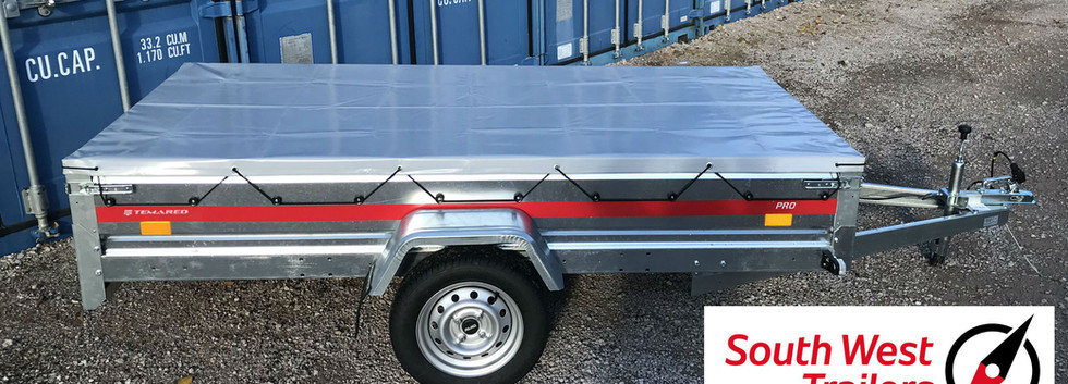 TEMARED PRO 2612 SOUTH WEST TRAILERS COV