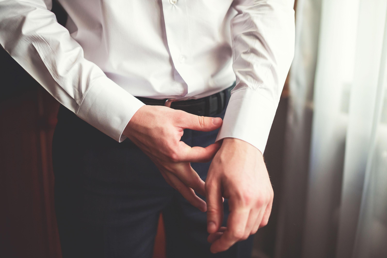 Shorten Sleeves- Dress Shirt
