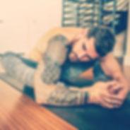 Yoga for men increases flexibility, esta