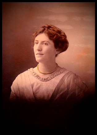 Great Grandmother Anne (Schofield) O'Mal