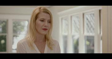 "Corinne as Yvonne in ""A One-Sided Affair""."