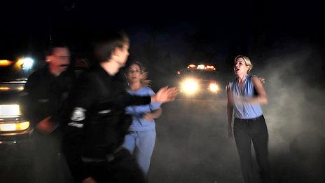 "Corinne Meadors in ""Fire on the Ridge"" 2020"