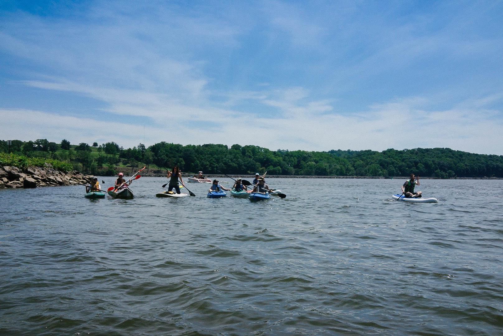 Single Kayak Rental Additional Hour