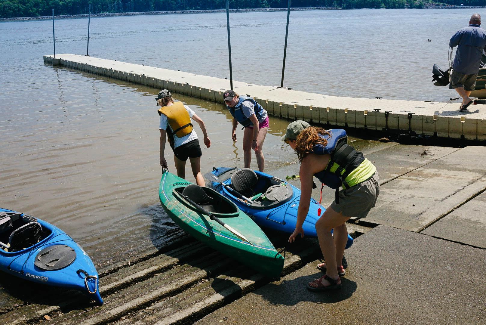 Single Kayak Rental 2hr
