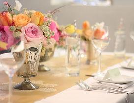 Centros de mesa, Flores, Eventos, Decoración