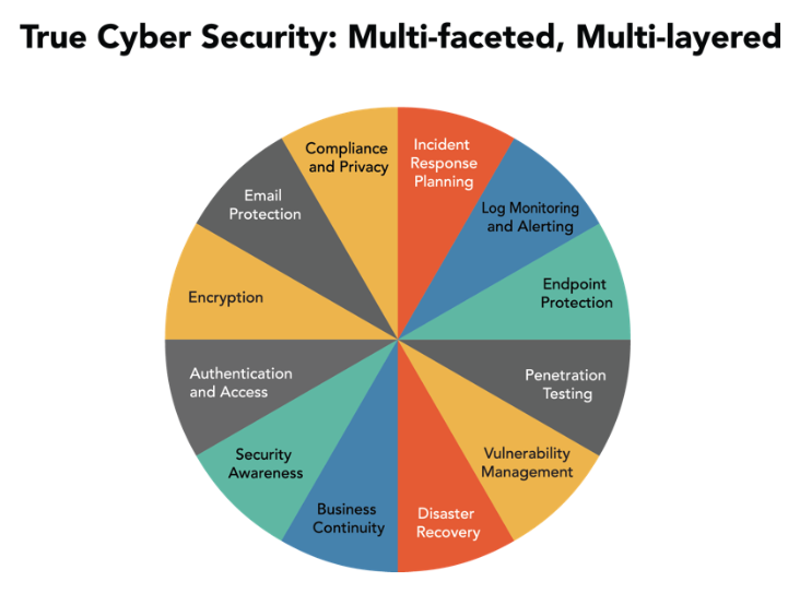 necessities for true cyber security