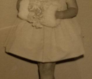 Kris Denkert at three years old!