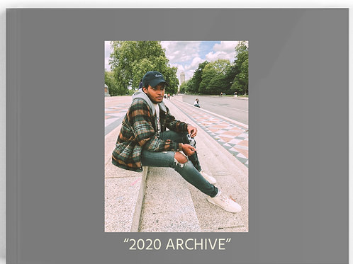 """""""2020 THE ARCHIVE"""""""