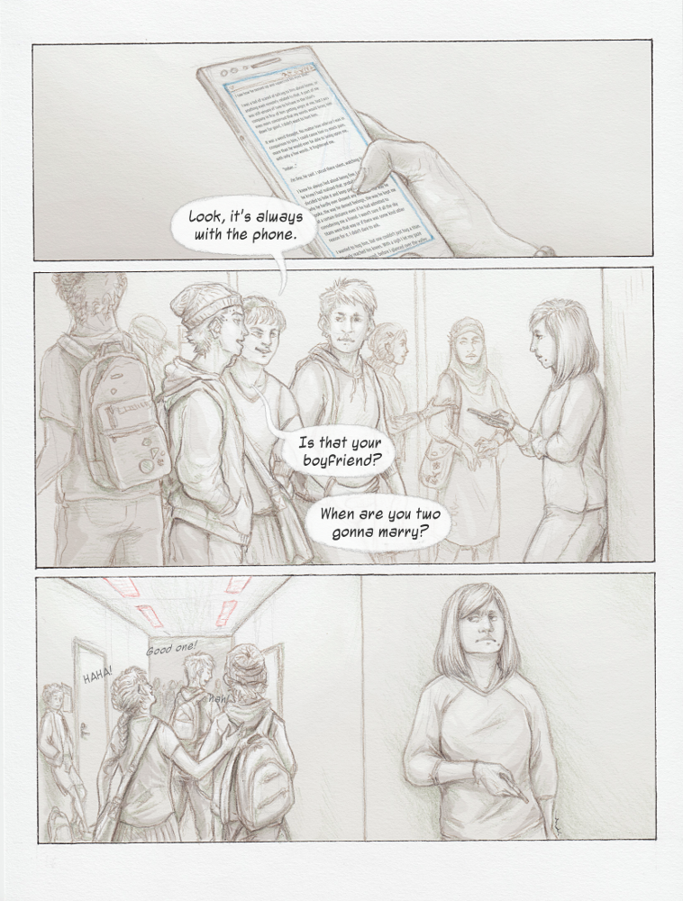 Not Nora - page 21
