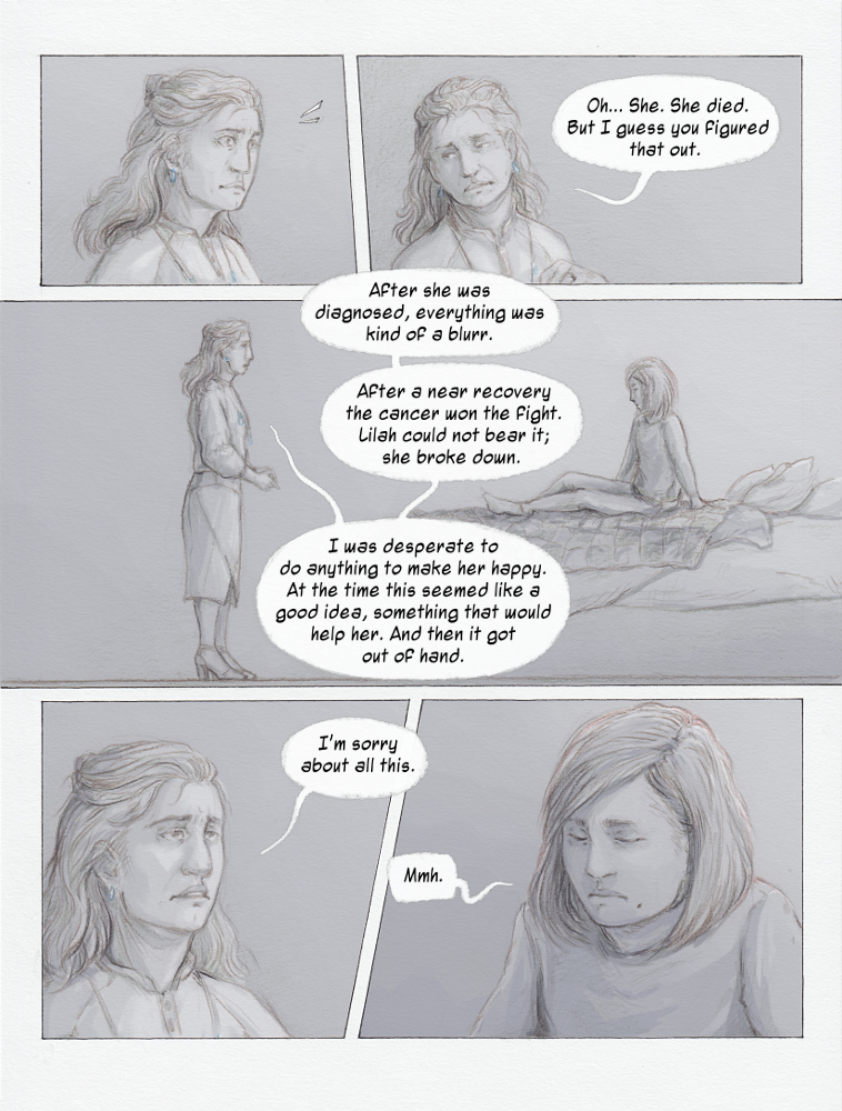 Not Nora - page 12