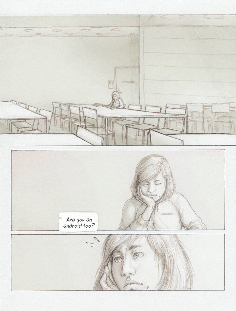 Not Nora - page 1