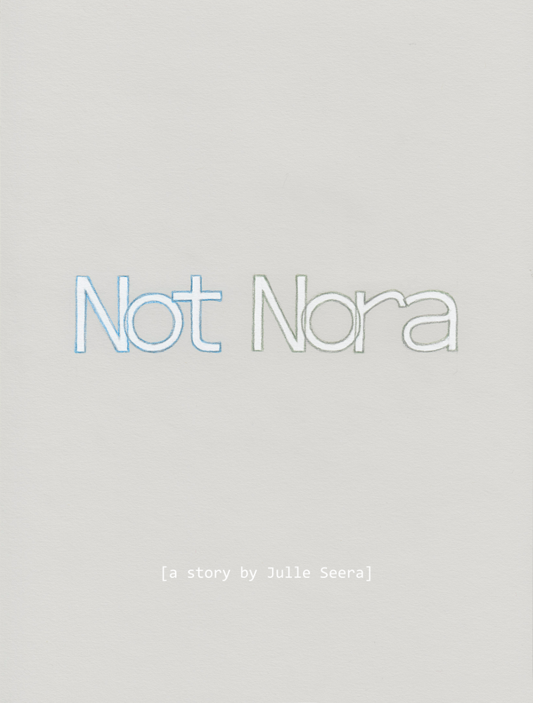 Not Nora cover