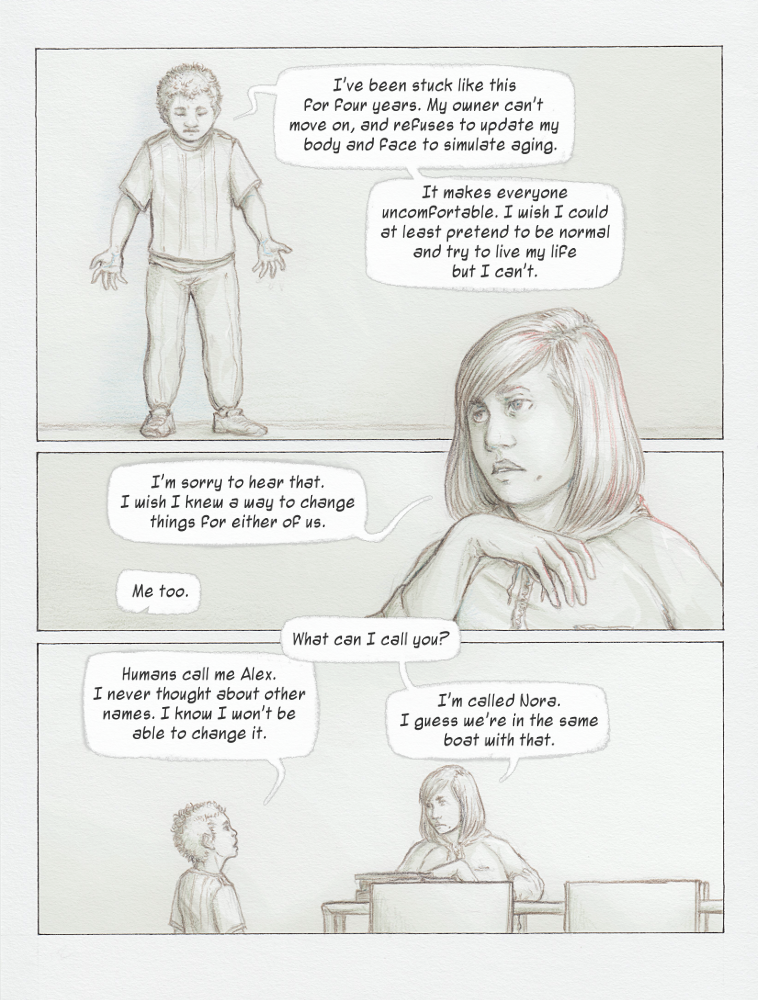 Not Nora - page 16