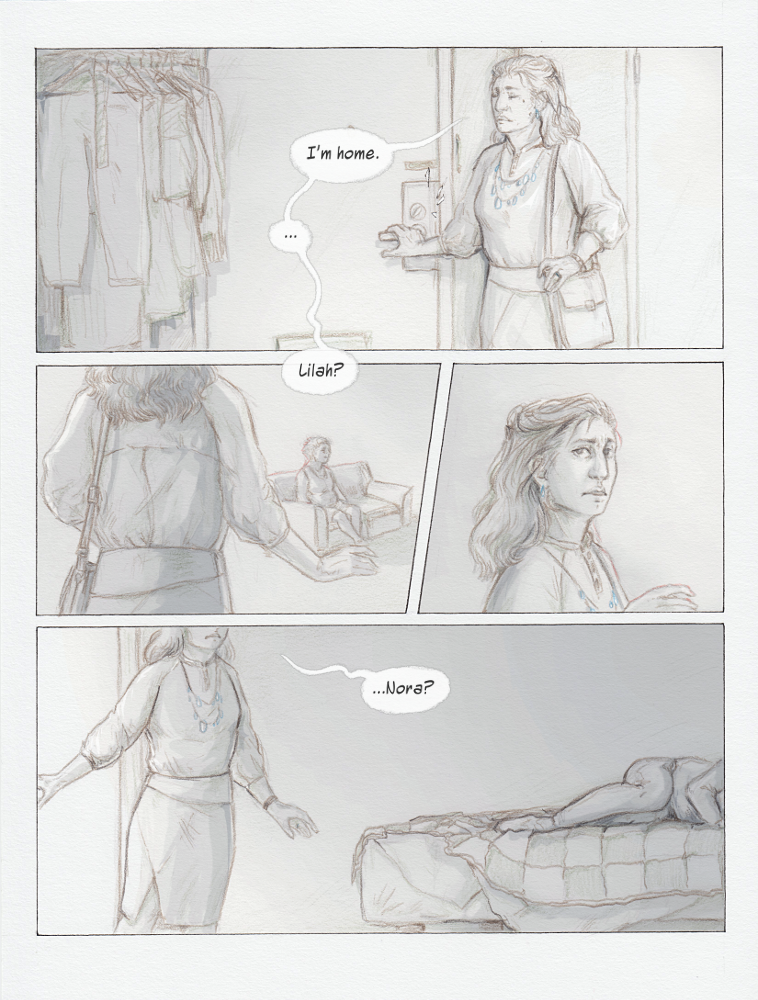 Not Nora - page 09