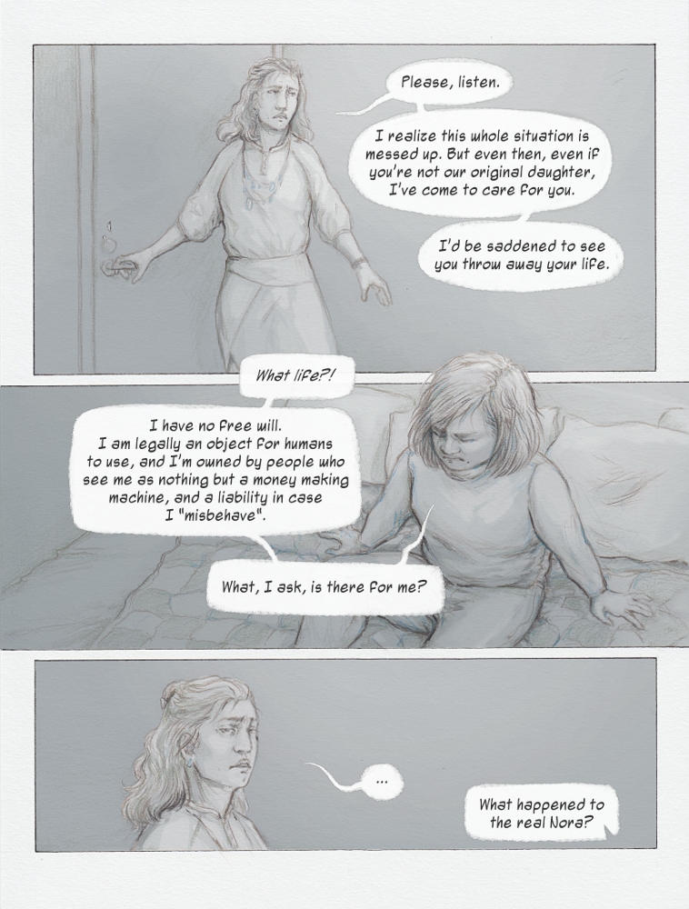 Not Nora - page 11